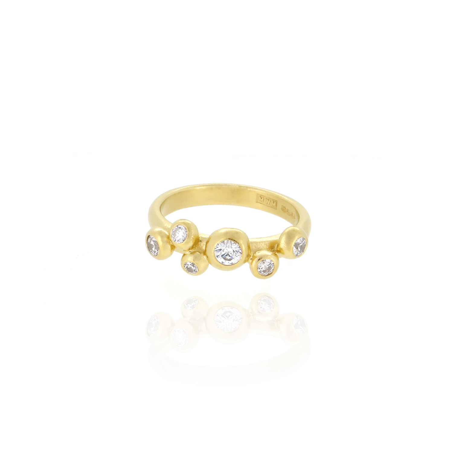 diamonds yellow rings albion five ring stone image gold diamond
